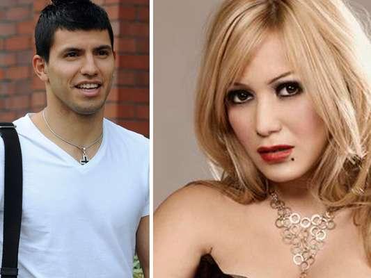 """Mirá las fotos de la pareja del momento. Sergio """"el Kun"""" Aguero y Karina, la Princesita, son los protagonistas de una historia de amor."""
