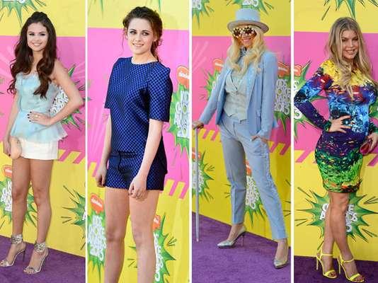 Grandes aciertos así como enormes equivocaciones fueron el yin y el yang del estilo de los Kids' Choice Awards 2013. Aquí los mejor y peor vestidos de la noche