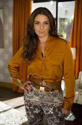 O primeiro lugar do ranking ficou com o esmalte marrom da Heloisa (Giovanna Antonelli), de Salve Jorge
