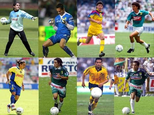 Son varios los jugadores que han defendido los colores de América y León, descúbrelos