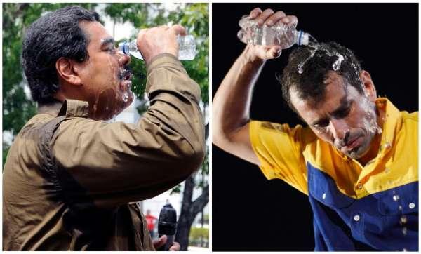 Si pensabas que Henrique Capriles Radonski, por la Mesa de la Unidad Democrática (MUD) y Nicolás Maduro, representante del Partido Socialista Unido de Venezuela (PSUV), eran los únicos candidatos para disputarse las elecciones de este domingo 14 de abril en Venezuela, estabas en un error.