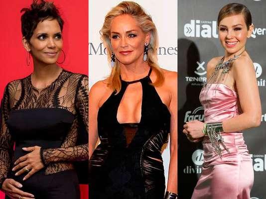 El instinto de ser madres ha hecho que estas hermosas famosas,de más de 40 años, no hayan renunciado a la idea de tener su propia familia a pesar de que puede conllevar algún riesgo debido a su edad. ¡Descubre aquí quienes son las mamás maduritas de Hollywood!