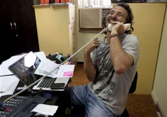 El fotógrafo argentino Rodrigo Abd, ganó el premio Pulitzer luego de su trabajo cubriendo la guerra civil de Siria para la agencia de noticias AP junto a otros colegas.
