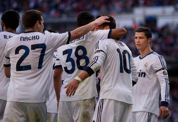 Las mejores imágenes del encuentro entre Real Madrid y Betis