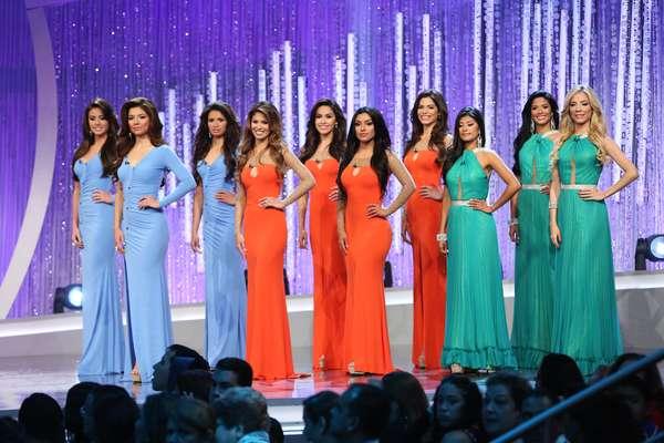 La quinta gala de Nuestra Belleza Latina, fue un emocionante show que enfrentó a las candidatas cara a cara, donde las participantes pudieron saber lo que pensaban unas de otras.