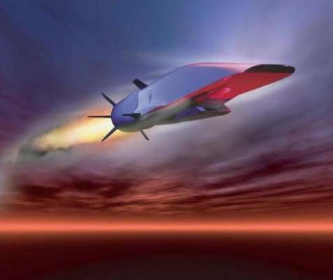 El Waverider X-51A es un avión no tripulado puede alcanzar velocidades de hasta 576.000 kilómetros.