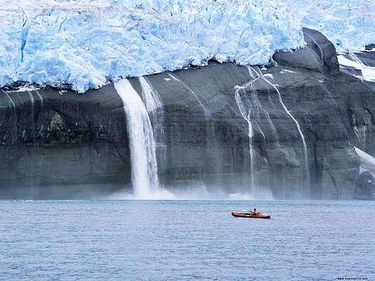 Los glaciares son una 'especie en extinción'. Año con año el acelerado grado de derretimiento que presentan estás obras de la naturaleza provocan alarma entre la comunidad científica.