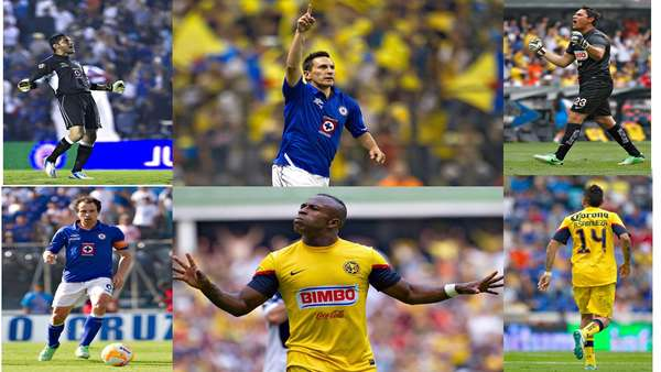 Te presentamos a los jugadores que pueden marcar la diferencia en el 'Clásico Joven' de la Final del Clausura 2013.