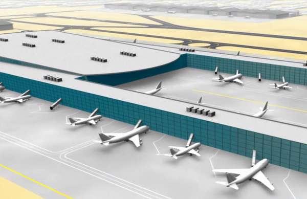 Así será el nuevo Aeropuerto Internacional Jorge Chávez