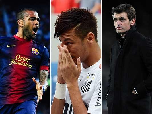 Una de las historias más grandes en el fútbol esta semana es la confirmación de que la superestrella brasileña Neymar jugará con el Barcelona la próxima temporada. La noticia inspiró una ola de reacciones en todo el mundo, y aquí están algunas de las personas clave que hicieron comentarios sobre el movimiento de Neymar. (Con información de Agencias)