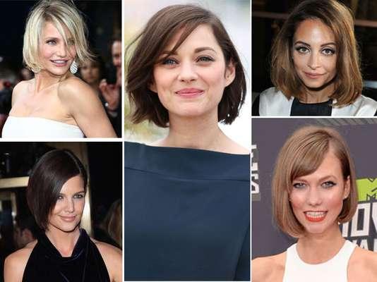 El 'Bob' es un gran peinado puede resultar ser el mejor atractivo de una mujer, un corte de pelo que puede pasar de ser muy simple hasta muy exótico, en segundos. Mira cómo lo lucen las famosas en sus presentaciones públicas.