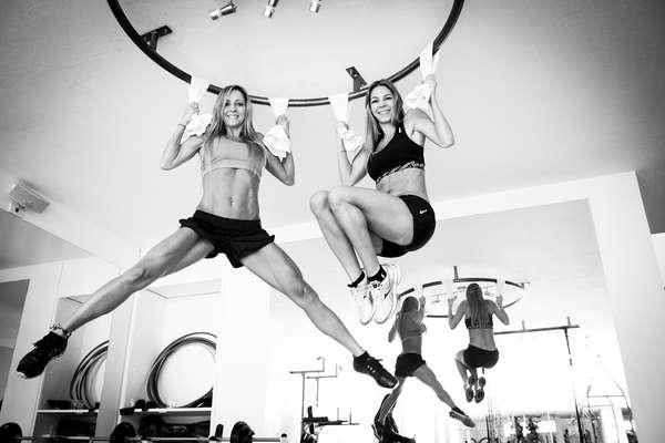 La pasión por el fitness unió a Marcela Barajas y Tata Gnecco en un proyecto que inició hace seis años y hoy en día las hace reconocidas entre los famosos y también fuera del país por su particular forma de entrenar a sus clientes.