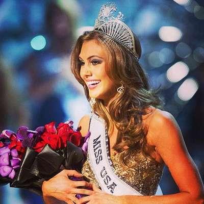Tras haber obtenido el título de belleza más importante del país Erin Brady, Miss USA 2013, ha comenzado a cumplir con los retos que representa la corona para ella.