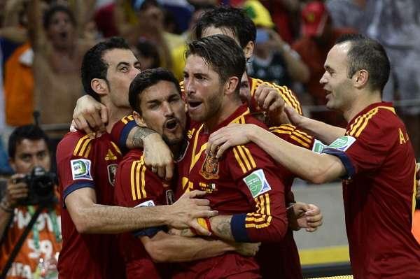 España consigue derrotar a Italia en la semifinal y se medirá a Brasil en la gran final que se disputará en el estadio Maracaná el próximo domingo