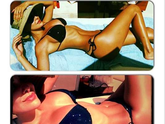 Como cada año, la bellísima Ninel Conde llena las redes sociales con fotografías en pequeños bikinis que hacen resaltar su hermosa anatomía. Al encontramos en el calor del verano quisimos repasar las mejores fotos de la artista con esta prenda, que ha compartido a través de su cuentas en Twitter e Instagram en el 2013 ¡Gócenlos!.