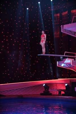 """Las imágenes del primer capítulo del programa """"Salta si puedes"""" que se estrenó por las pantallas de Chilevisión."""