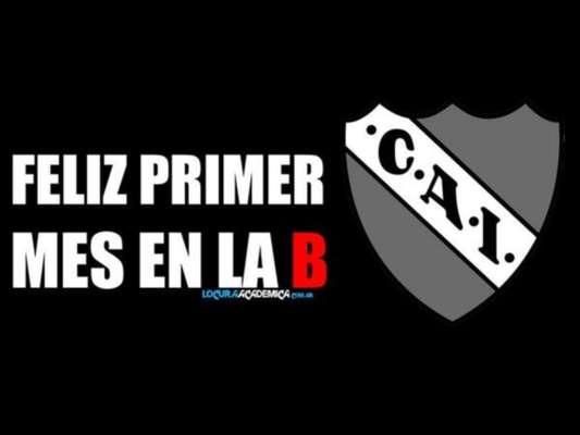 A un mes del descenso, más bromas de Racing a Independiente