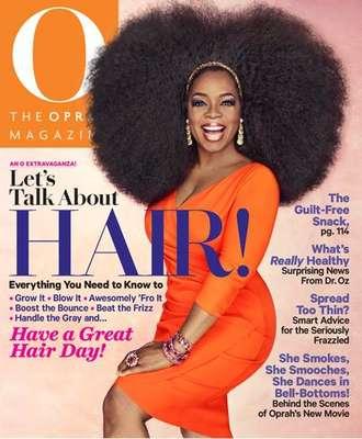 8 de Agosto - Holy hair! ¿Es un león? ¡No, es Oprah! La celebridad ahora sí que nos impactó y no fue por alguna entrevista o las revelaciones que Lindsay Lohan le hizo. La poderosa Winfrey posó (como en todas sus ediciones) en su revista donde aparece con tremenda cabellera que hasta la mismísima Donna Summer le envidiaría en la edición que le dedican al... ¿cabello?. Ok, es su revista y ella puede hacer lo que quiera....