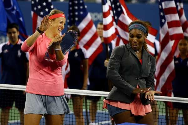 Serena Williams rubricó la mejor temporada de su carrera al ganar su sexta corona del Abierto de tenis de Estados Unidos.