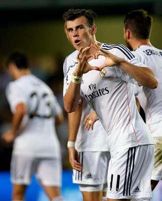 Las mejores imágenes del Villarreal - Real Madrid