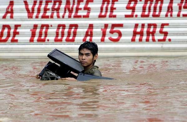 La temporada de huracanes 2013 fue una de las más activas en la historia de México.