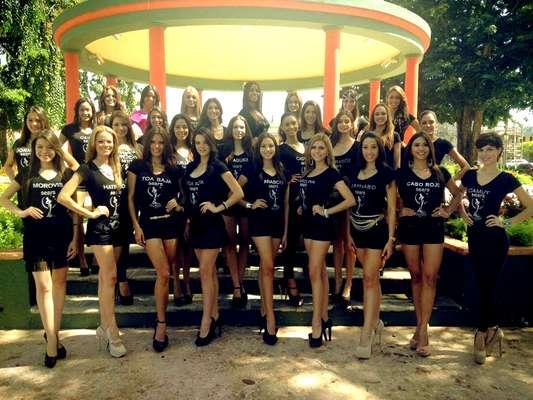 Ellas son todas las candidatas a la corona de Miss Puerto Rico 2014, las jóvenes que se disputan la corona a la más hermosa de su país, donde solo una tendrá el honor de representarlo durante el certamen internacional del año próximo. A continuación conócelas una por una, porque puedes verlas muy de cerca.