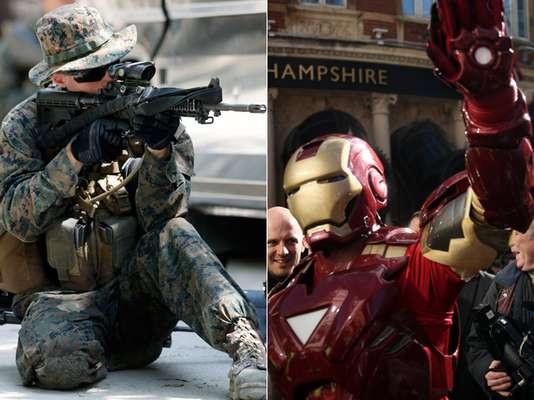 El Ejército estadounidense buscará equipar a sus militares con un traje tan poderoso como el utilizado por Tony Stark en los cómics y las películas de Iron Man.