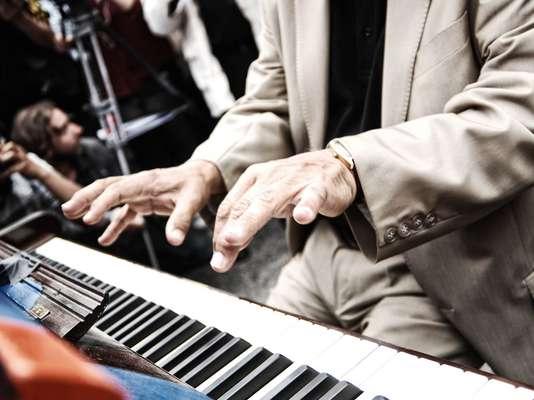 """La exitosa apertura de """"Más pianos a mi ciudad"""""""