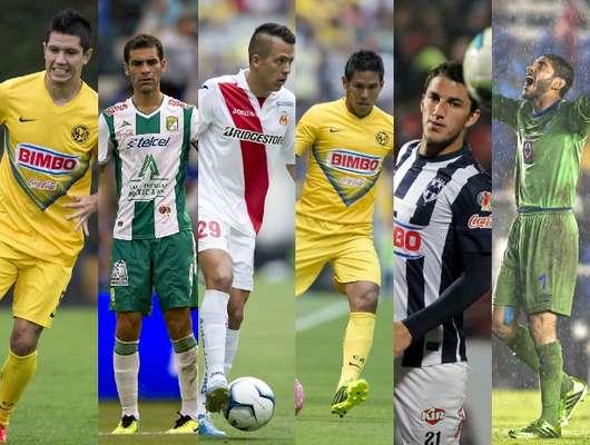 Miguel Herrera echó mano de 10 jugadores del América.