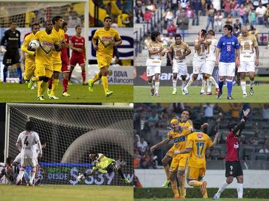 La fase regular del torneo Apertura 2013 llegó a su fin, con la gran novedad de los Tigres como último invitado. Checa los resultados de la jornada 17.