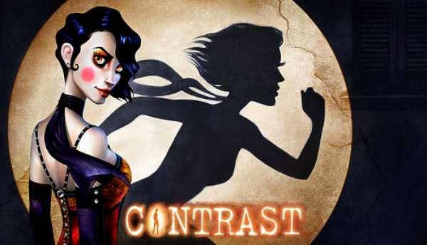 Contrast En este puzzle ambientado en la década de los 20s, el jugador toma el control de Dawn, la amiga imaginaria de la pequeña Didi que vive en un mundo triminesional a la par que en uno de dos dimensiones al convertirse en una sombra para resolver acertijos