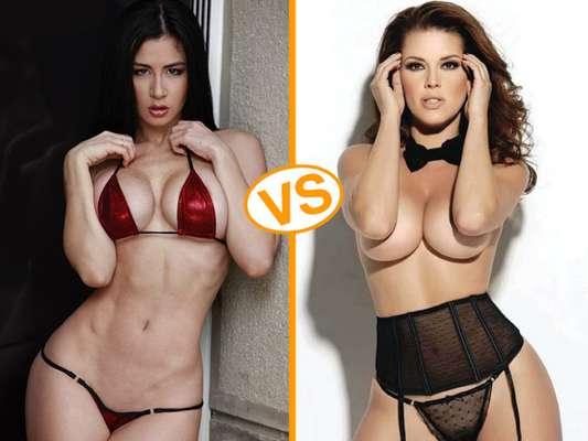 Alicia Machado y Diosa Canales tienen algo en común, aparte de ser venezolanas. Ambas parecen no tenerle miedo a nada, ni a los escándalos, ni mucho menos a los desnudos. Así que ahora las pusimos a competir. Que corran las apuestas. ¿A cuál le vas?