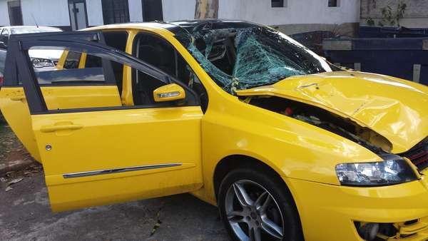 Jéssica morreu após ser arrastada por um carro na avenida Edgar Facó