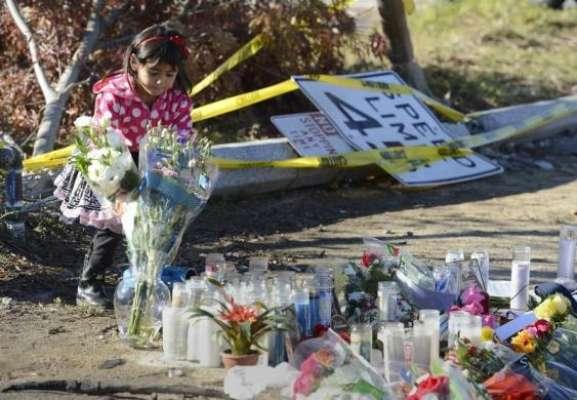 Paul Walker murió el pasado 30 de noviembre tras un accidente automovilístico. En el lugar de la tragedia, varios de sus seguidores han manifestado su tristeza con flores y mensajes dedicados al actor.