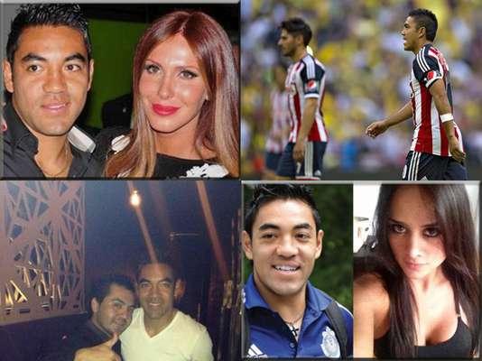 Afortunadamente el año está por terminar para el ahora jugador de Cruz Azul, Marco Fabián, quien fue protagonista de constantes escándalos fuera del terreno de juego, que perjudicó sustancialmente su rendimiento con Chivas, además de que su imagen como persona quedó dañada ante la sociedad en general.