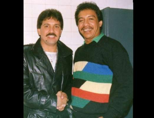 Rafael Orozco y Diomedes Díaz.
