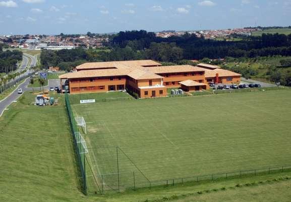 O centro de treinamento do Desportivo Brasil, em Porto Feliz, receberá a preparação de Honduras