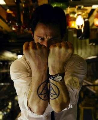 Los tatuajes m s recordados del cine fotos for John wicks back tattoo