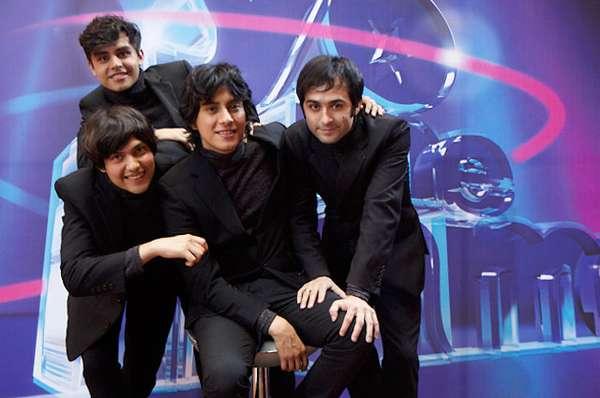 Por primera vez en tres temporadas de 'Yo me llamo' se conoció un grupo imitador de 'The Beatles'.