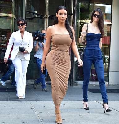 vestidos de las kardashians