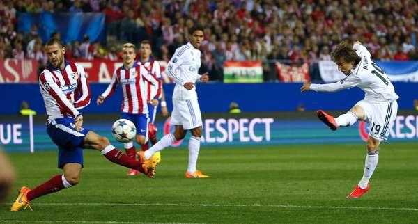 O clássico de Madri terminou 0 a 0, com muitas chances de gol perdidas por Real e Atlético