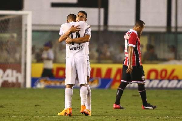Santos está em mais uma final do Campeonato Paulista