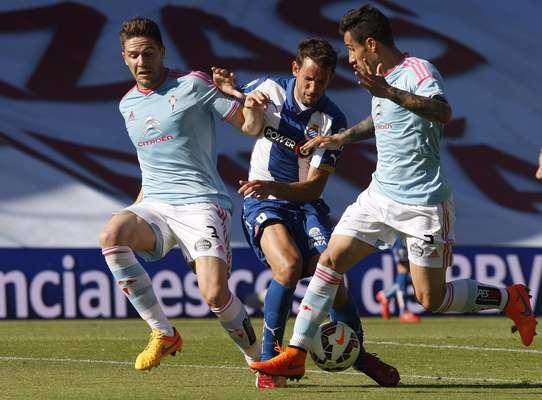 El celta gana 3 2 al espanyol en la jornada 38 de la liga bbva - Colegio monterrey vigo ...