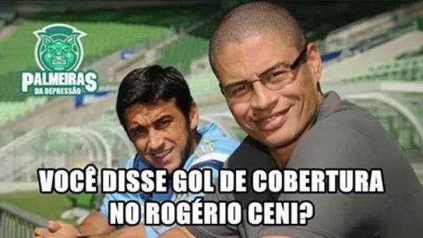 Falha de Rogério Ceni rende inúmeros memes na web; veja