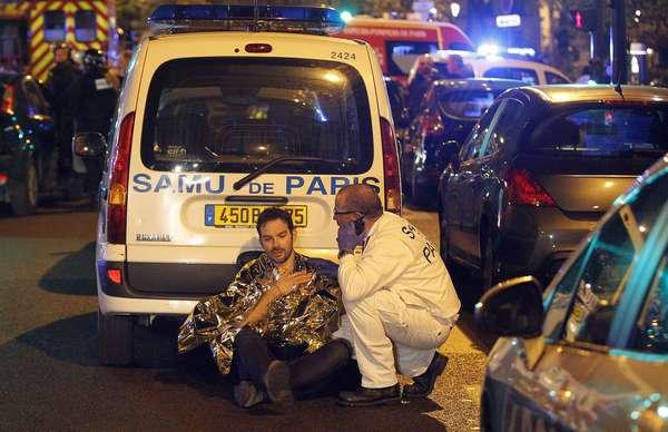 Ataques terroristas em restaurantes, casa de show e estádio de futebol deixam mortos em Paris