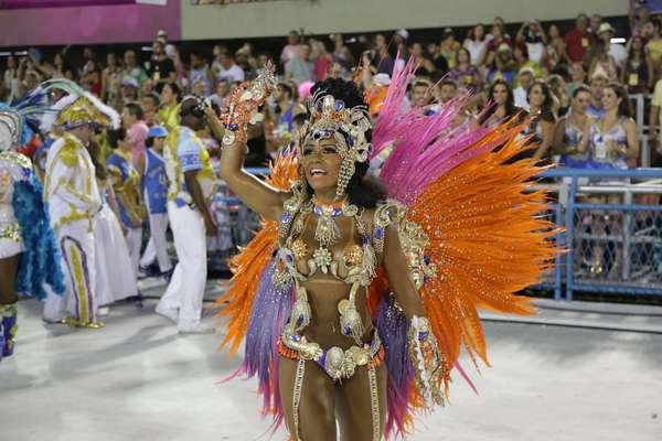 Desfile das Campeãs do Carnaval 2016 - Rio de Janeiro