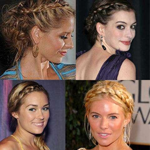 Peinados de temporada
