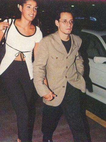 Debbie Rosado es la primera pareja conocida de Anthony. Rosado es una policia de la ciudad de Nueva York.