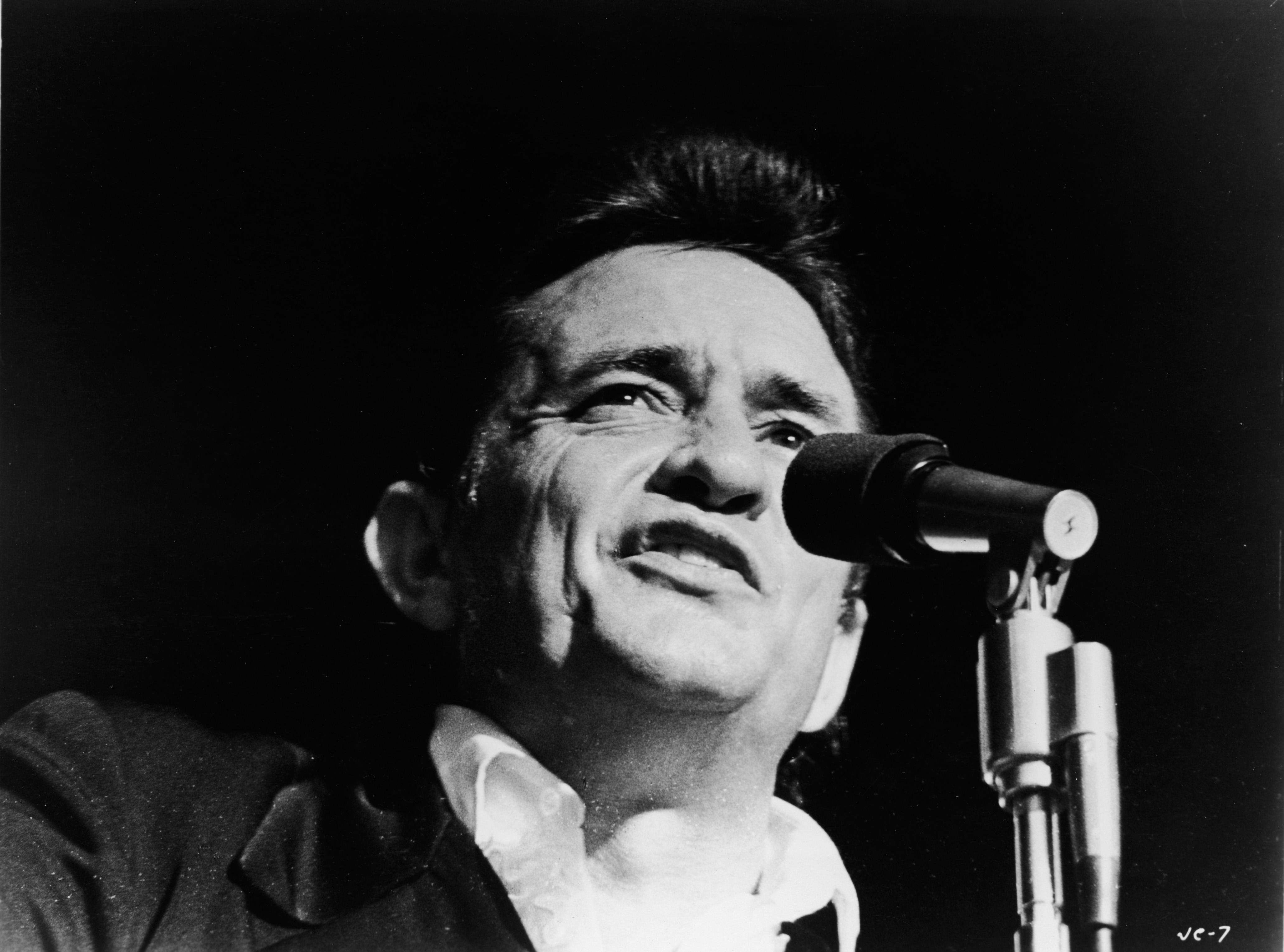 Johnny Cash Foto: Getty Images