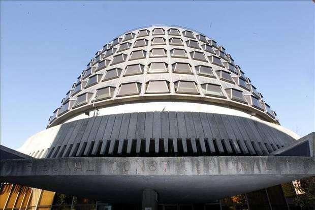 El Tribunal Constitucional de España (Agencia:EFE) Foto: Telefónica de España, SAU
